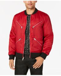 Guess - Kennith Bomber Jacket - Lyst
