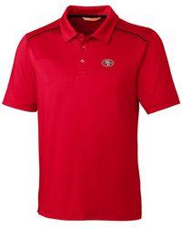 9e3d1fe5a Lyst - Cutter   Buck Men s San Francisco 49ers Drytec Sullivan ...