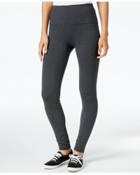 Style & Co. - Petite Tummy-control Active Leggings, Only At Macy's - Lyst