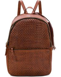 Patricia Nash - Woven Turi Backpack - Lyst