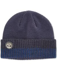 Timberland - Heat Retention Ribbed-cuff Beanie, Created For Macy's - Lyst