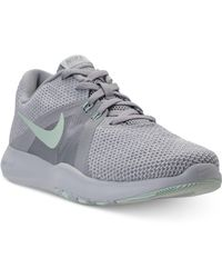 4488a11b2362 Lyst - Nike Women s Free Tr 7 Training Sneakers From Finish Line in ...