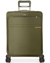 "Briggs & Riley - Baseline 25"" Medium Expandable Spinner Suitcase - Lyst"