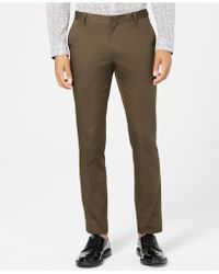 INC International Concepts - Extra Slim Stretch Pants, Created For Macy's - Lyst