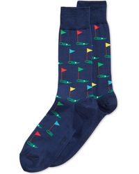 Hot Sox - Golf Crew Socks - Lyst