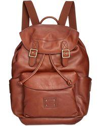 Cole Haan - Men's Van Buren Leather Backpack - Lyst