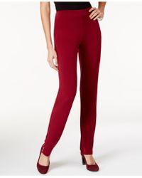 Alfani   Slim-leg Pants   Lyst