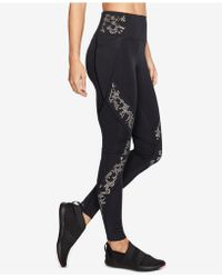Under Armour - Misty Copeland Printed Leggings - Lyst