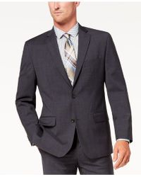 Michael Kors - Classic-fit Airsoft Stretch Solid Suit Jacket - Lyst