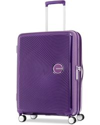 "American Tourister | Curio 20"" Carry-on Spinner Suitcase 