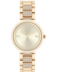 INC International Concepts - Pavé Bracelet Watch 32mm, Created For Macy's - Lyst