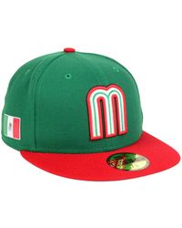 ab3a6202b94 Ultimate Patch Collection World Series 2.0 59fifty Fitted Cap.  40. Macy s  · KTZ - Mexico World Baseball Classic 59fifty Fitted Cap - Lyst