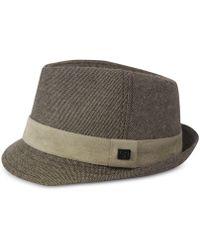 Sean John - Banded Soft Distressed Hat - Lyst