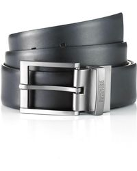 Kenneth Cole Reaction - Belt, Leather Dress Belt - Lyst