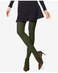 Hue - Opaque Tights - Lyst