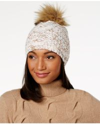 Charter Club - Space-dyed Cuff Hat - Lyst