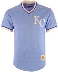 watch 1dac9 a3a31 Majestic Boys' Kansas City Royals Flat Skills Test T-Shirt ...