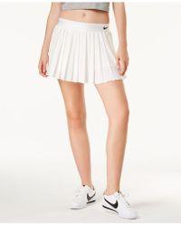 Nike Court Victory Skirt - White