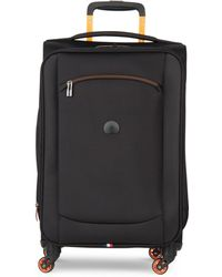 """Delsey - Hyperlite 2.0 20"""" Carry-on Expandable Spinner Suitcase - Lyst"""