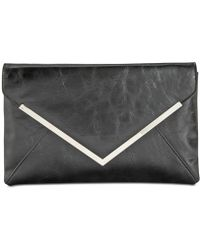 INC International Concepts - I.n.c. Lily Glazed Clutch, Created For Macy's - Lyst