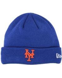 fc15f6411 good new york mets beanie hat uk bc712 6c140