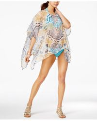 Steve Madden - Exotic Escape Cover-up - Lyst