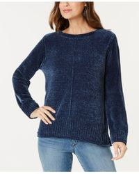 Style & Co. - Chenille Sweater, Created For Macy's - Lyst