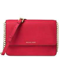 Michael Kors - Daniela Large Crossbody - Lyst