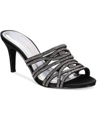 Caparros - Impulse Slide Evening Sandals - Lyst