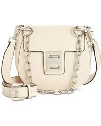 Steve Madden - Kaia Chain Saddle Crossbody - Lyst