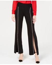 INC International Concepts - I.n.c. Rhinestone Split-leg Pants, Created For Macy's - Lyst