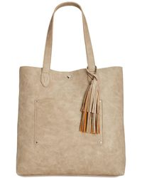 Steve Madden | Casey North South Large Tote | Lyst
