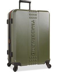 "Timberland - Groveton 25"" Hardside Spinner Suitcase - Lyst"