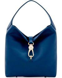 Dooney & Bourke - Logo Lock Medium Shoulder Bag - Lyst