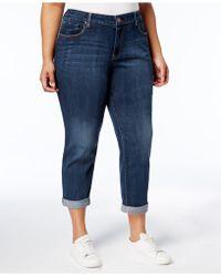 Jessica Simpson - Trendy Plus Size Skinny Ankle Jeans - Lyst