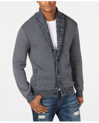 American Rag - Textured Cardigan, Created For Macys - Lyst