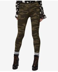 Sanctuary | Camo-print Leggings | Lyst