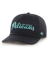 quality design 0cdaa 9e0b8 47 Brand - New Orleans Pelicans Diamond Blue Captain Strapback Cap - Lyst