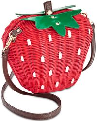 Betsey Johnson - Berry Nice Small Crossbody - Lyst