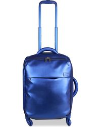 """Lipault - Miss Plume 20"""" Carry-on Spinner Suitcase - Lyst"""