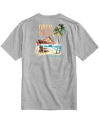 Tommy Bahama - Open House Graphic-print T-shirt, Created For Macy's - Lyst