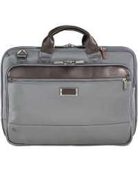 Briggs & Riley - @work Slim Briefcase - Lyst