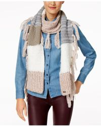 Steve Madden | Block Party Muffler | Lyst