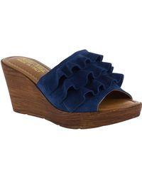 Bella Vita - Bey-italy Wedge Sandals - Lyst