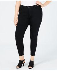 Style & Co. - Plus Size Seamless High-rise Ankle Jeggings, Created For Macy's - Lyst