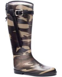 Dirty Laundry - Rise Up Rainboots - Lyst