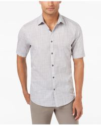 Alfani - Men's Classic-fit Zane Shirt - Lyst