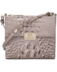 Brahmin - Manhattan Melbourne Small Crossbody - Lyst