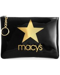 Macy's - Star Pouch - Lyst