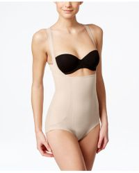 e9f5eac4433 Miraclesuit - Shape Away Extra Firm Control Torsette Body Briefer 2918 -  Lyst